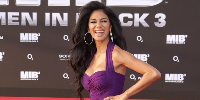 "Nicole Scherzinger - ""Men in Black III"" Germany Premiere"
