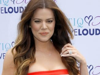 Khloe Kardashian Odom Celebrates The launch Of The Glam Louder Program And Bling It On! Contest For HPNOTIQ liqueur
