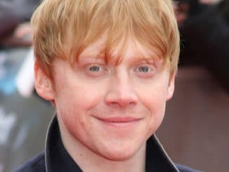 "Rupert Grint - ""The Making of Harry Potter"" Warners Bros. Studio Tour Grand Opening in Leavesden"