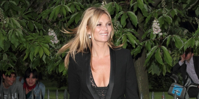 Kate Moss - Serpentine Gallery Summer Party 2013