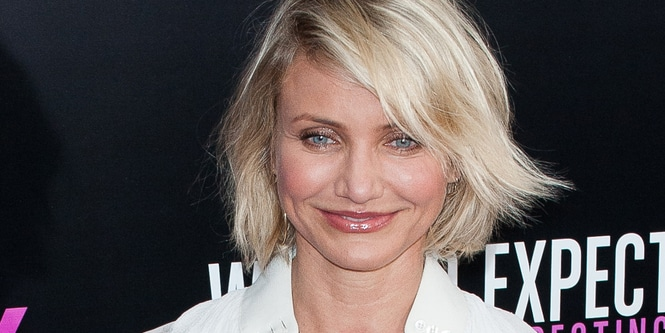 """Cameron Diaz - """"What to Expect When You're Expecting"""" New York City Premiere"""