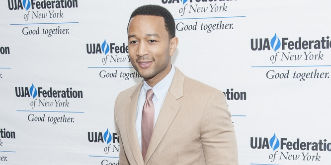 John Legend - UJA-Federation Of New York Music Visionary Of The Year Award Luncheon