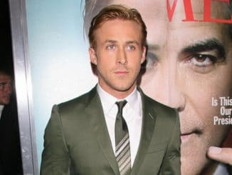 """Ryan Gosling - """"The Ides of March"""" Los Angeles Premiere"""