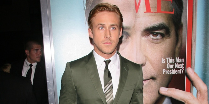 "Ryan Gosling - ""The Ides of March"" Los Angeles Premiere"