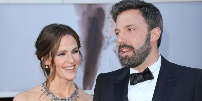 Jennifer Garner and Ben Affleck - 85th Annual Academy Awards
