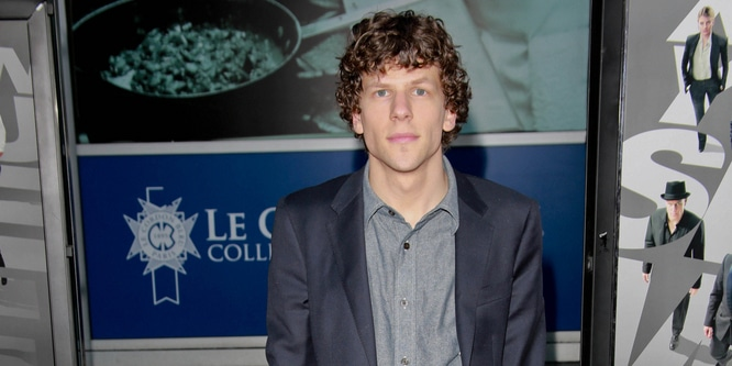 "Jesse Eisenberg - ""Now You See Me"" Los Angeles Premiere"