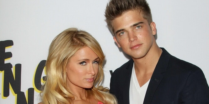 "Paris Hilton and River Viiperi - ""The Bling Ring"" Los Angeles Premiere"
