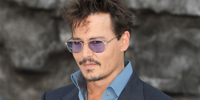 "Johnny Depp - ""The Lone Ranger"" UK Premiere"