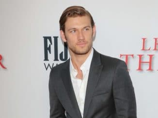 "Alex Pettyfer - ""The Butler"" Los Angeles Premiere"
