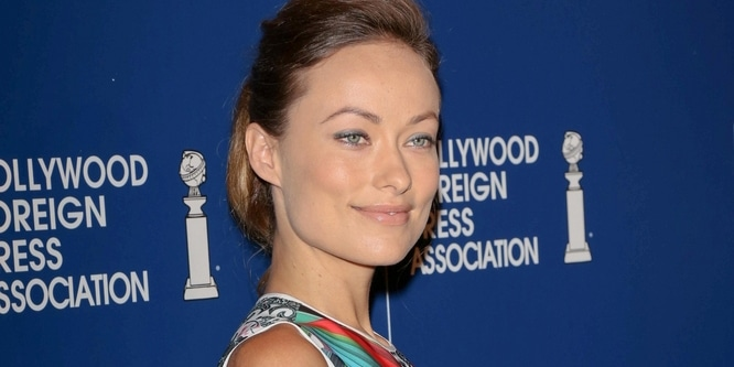 Olivia Wilde - 2013 Hollywood Foreign Press Association Installation Luncheon
