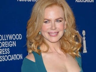 Nicole Kidman - 2013 Hollywood Foreign Press Association Installation Luncheon