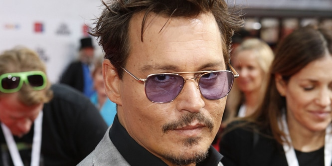 "Johnny Depp - ""The Lone Ranger"" Berlin Premiere"