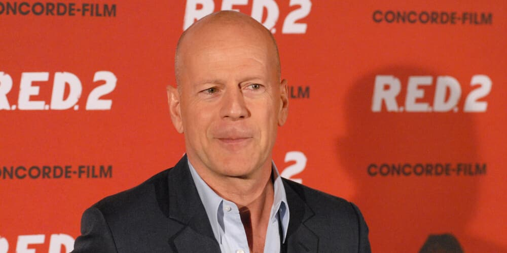 "Bruce Willis - ""Red 2"" Germany Photocall thumb"