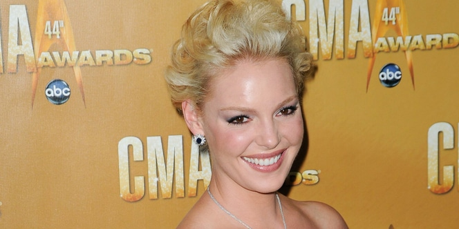 Katherine Heigl - 44th Annual CMA Awards