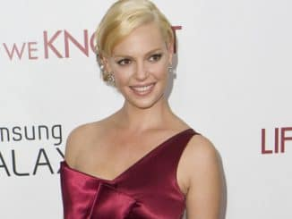 "Katherine Heigl - ""Life as We Know It"" New York City Premiere"