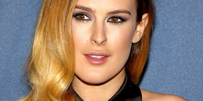 Rumer Willis - 24th Annual GLAAD Media Awards