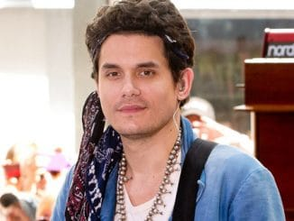"John Mayer - John Mayer in Concert on NBC's ""Today Show"" at Rockefeller Center in New York City"