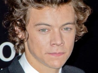 """Harry Styles - """"One Direction: This Is Us"""" New York City Premiere"""