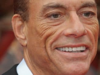 "Jean-Claude Van Damme - ""The Expendables 2"" UK Premiere - Arrivals - Empire, Leicester Square"