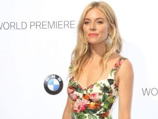 Sienna Miller - BMW i3 Global Reveal Party