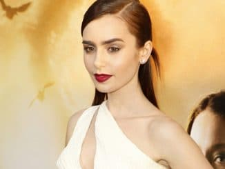 "Lily Collins - ""The Mortal Instruments: City Of Bones"" Los Angeles Premiere"
