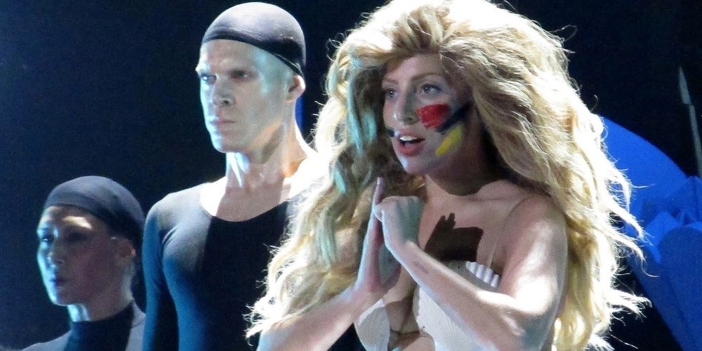 Lady Gaga - 2013 MTV Video Music Awards