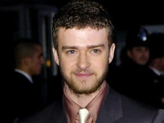 Justin Timberlake - 2004 Pride of Britain Awards