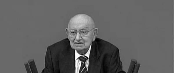 Marcel Reich-Ranicki mit 93 Jahren verstorben - Promi Klatsch und Tratsch