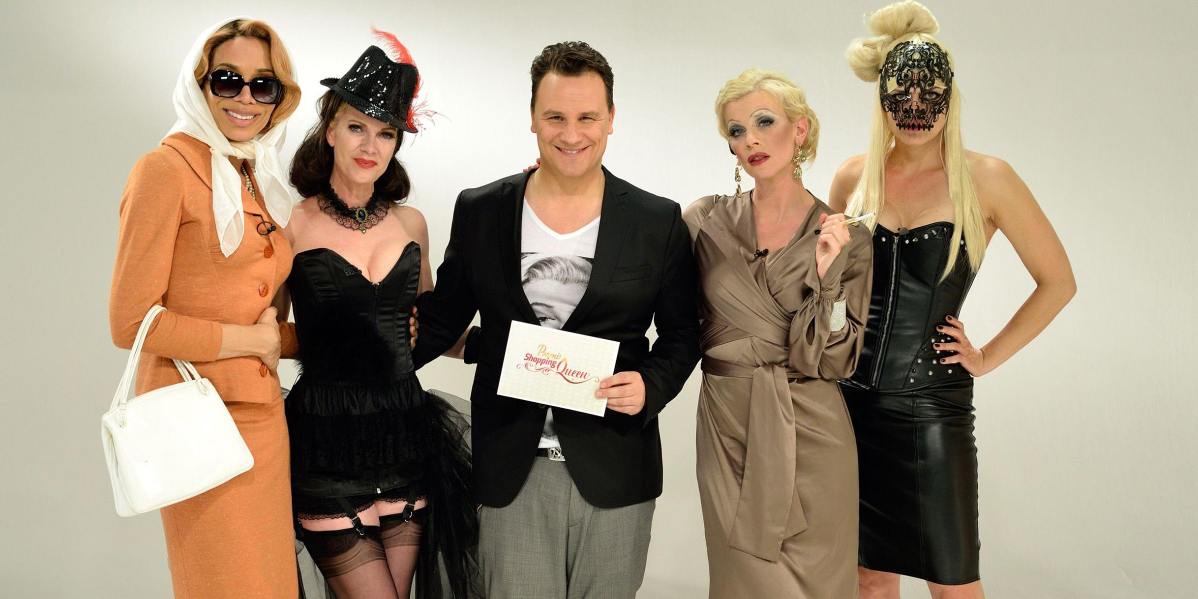 """Promi Shopping Queen"" mit Lorielle London, Anna Heesch, Eva Habermann und Nina Bott! - TV News"