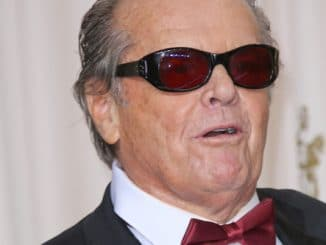 Jack Nicholson - 85th Annual Academy Awards