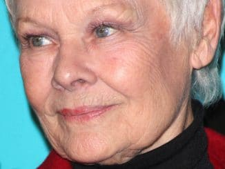 Judi Dench - Tiffany & Co. Presents the Winter Party