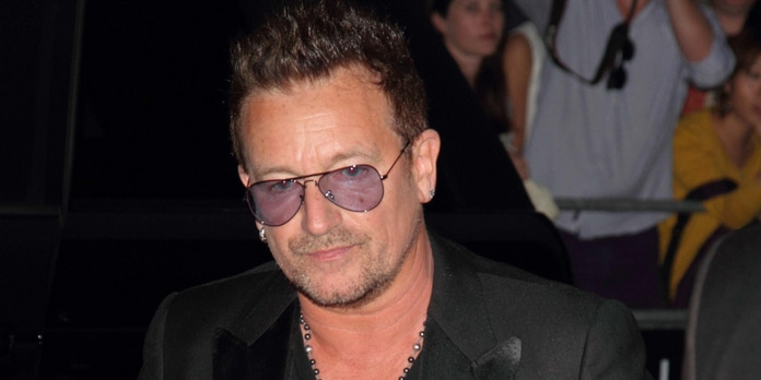 Bono - GQ Men of the Year Awards 2012 - Arrivals