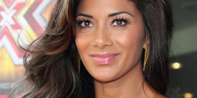 "Nicole Scherzinger - ""The X Factor"" UK Season 10 Press Launch at the Mayfair Hotel in London"