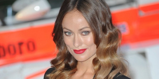 "Olivia Wilde - ""Rush"" World Premiere"