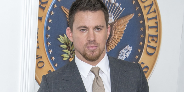 Channing Tatum bleibt cool - Kino News