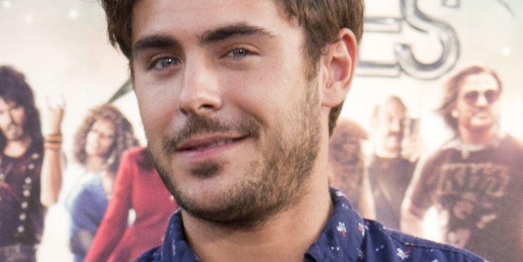 "Zac Efron - ""Rock of Ages"" World Premiere - Arrivals"