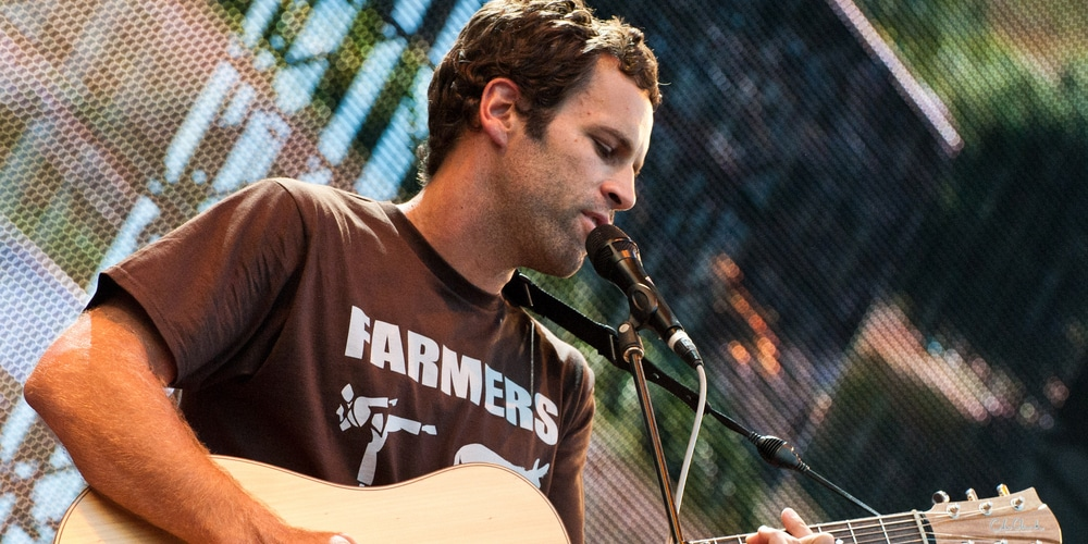 Jack Johnson - Farm Aid 2012 at Hersheypark Stadium in Hershey