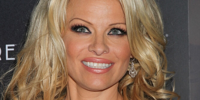 Pamela Anderson - Simon G. Jewelry's 2012 Summer Soiree and Kickoff for Carnevale Nights - Palazzo Las Vegas Hotel and Casino