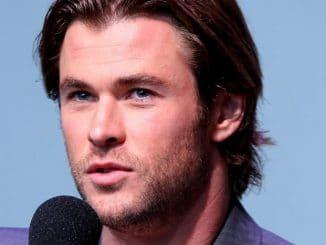 """Chris Hemsworth - Apple Store Soho Presents: Meet The Filmmaker: Chris Hemsworth """"Rush"""" in SoHo - Apple Store SoHo - New York City, NY, USA"""
