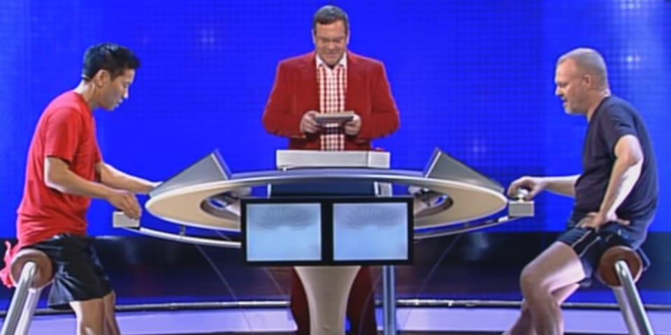 Schlag den Raab: Handball lässt Stefan Raab schnaufen! - TV News