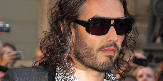 Russell Brand - GQ Men of the Year Awards 2013 - Arrivals
