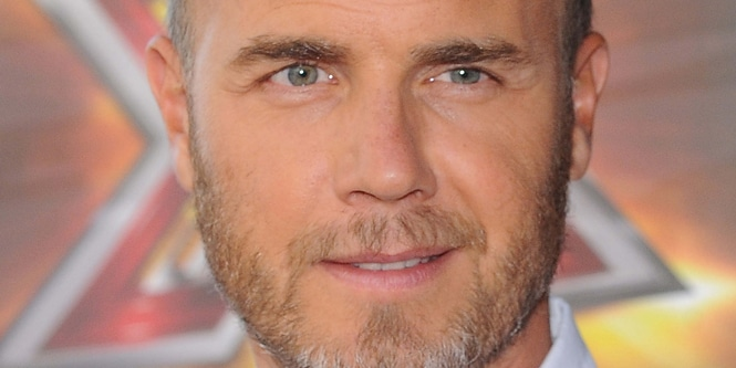 "Gary Barlow - ""The X Factor"" UK Season 10 Press Launch at the Mayfair Hotel in London on August 29, 2013"