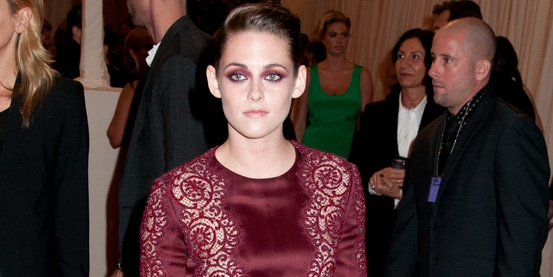 "Kristen Stewart - ""PUNK: Chaos to Couture"" Costume Institute Gala"
