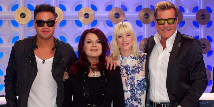 DSDS 2014: Mieze Katz, Marianne Rosenberg, Kay One und Dieter Bohlen in der Jury! - TV News