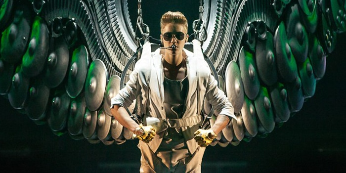 Justin Bieber Wings