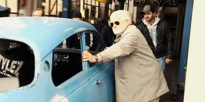 """Henryk M. Broder lässt sich bei """"auto mobil"""" helfen! - TV News"""