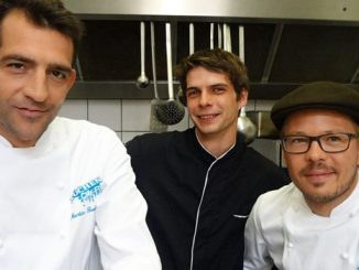 Martin Baudrexel, Eigentümer des Restaurants 'Rembrandts Marcel, Mario Kotaska