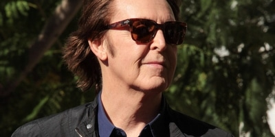 Paul McCartney - Paul McCartney Honored with a Star on the Hollywood Walk of Fame on February 9, 2012