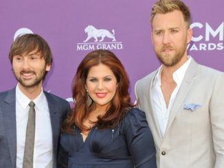 Lady Antebellum - 48th Annual Academy of Country Music Awards - Arrivals