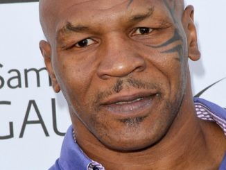 Mike Tyson - 2013 Billboard Music Awards - Arrivals